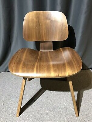 Retro Vintage Eames Mid Century Modern Bent Wood Occasional Chair