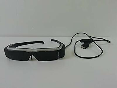 EPSON MOVERIO BT-200 Smart Glasses Audio Visual mobile viewer see-through USED