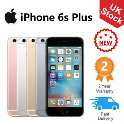Apple iPhone 6S PLUS 64GB Unlocked SIM Free Smartphone in Sealed Box All Colours