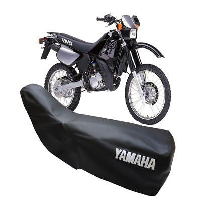 YAMAHA DT125R 1988-2003 DT200R 1988-1995 SEAT COVER with LOGOS TO SIDES