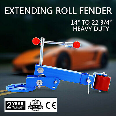 Roller Fender Extending Reforming Kit Flaring Former Professional Larger Wheels
