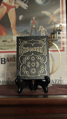Spider Robinson & Jeanne Robinson STARSEED Easton Press Signed 1st Edition