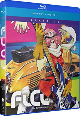 FLCL: COMPLETE SERIES / (DH...-FLCL: COMPLETE SE (Importación USA) Blu-Ray NUEVO