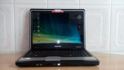 PC PORT. PACKARD BELL EASYNOTE GN45 WEBCAM/Core Duo/WIFI/DVD+Rw/BATTERIE 1H30