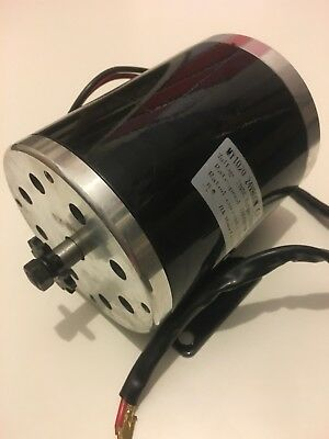 36v 800w Brushed Electric Motor MY1020
