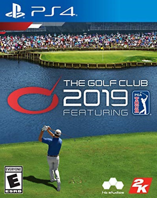 Ps4 Sports-Golf Club 2019 Featuring The Pga Tour (Us Import) Ps4 New