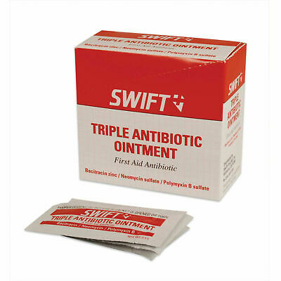 North by Honeywell Triple Antibiotic Ointment, 232124, 20/Box, Lot of 1