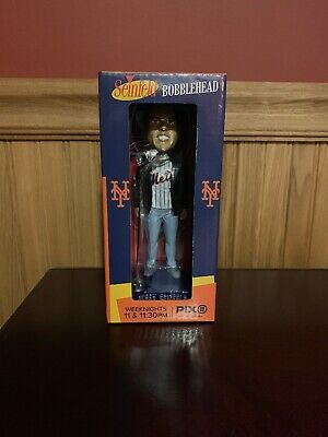 Jerry Seinfeld New York Mets 2019 Bobblehead 7/5/19 New In Box