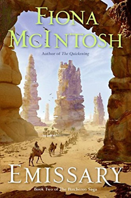 Mcintosh Fiona-Percheron Saga Bk02 Emissary (US IMPORT) BOOK NEW