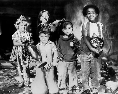The Little Rascals George Spanky McFarland Mama's Little Pirate 8x10 Photo #4