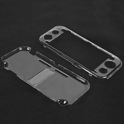 Crystal Protective Case Cover Bracket Fit for Nintend Switch Lite Console H1