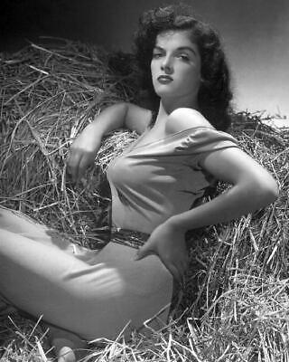Jane Russell The Outlaw 8x10 Photo #6
