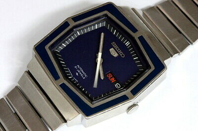 Seiko 21 jewels 7019-5120 automatic watch - Serial nr. 773166