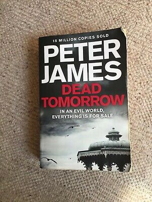 Dead Tomorrow by Peter James (Paperback, 2014)
