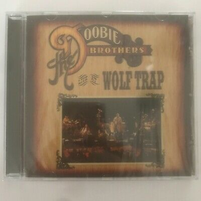 The Doobie Brothers Wolf Trap cd 17 titres neuf sous blister