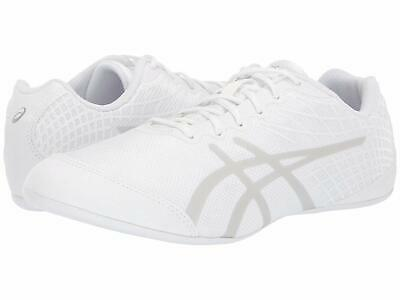 ASICS GEL INSPIRE 2 White Silver Cushioning Athletic Cheer