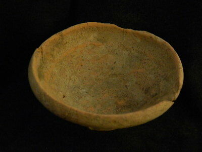 Ancient Large Size Teracotta Bowl Indus Valley 1000 BC #SG8804
