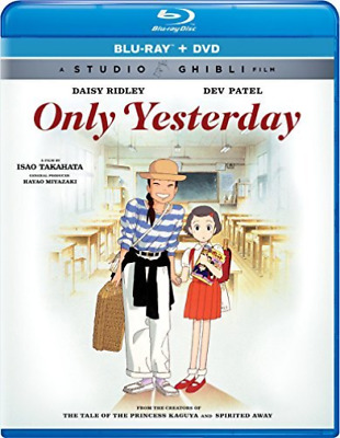 ONLY YESTERDAY (W/DVD) / (2...-ONLY YESTERDAY (W/DVD) /  (US IMPORT) Blu-Ray NEW