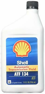Shell ATF 134 Mercedes Transmission Fluid 1 Qt (Pack of 9)