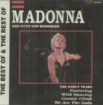 Madonna Best of & the rest of-The early years (5 tracks, & Otto von .. [Maxi-CD]