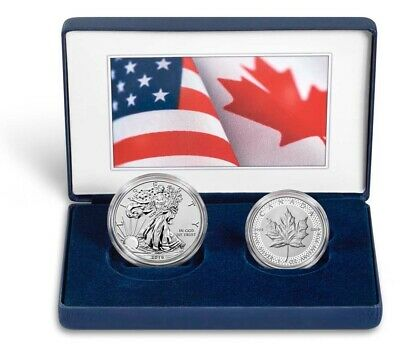 Pride of Two Nations 2019 Limited Edition Two-Coin Set