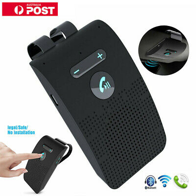 HOT Hands free Handsfree Kit Bluetooth Speaker Wireless Car Van Lorry