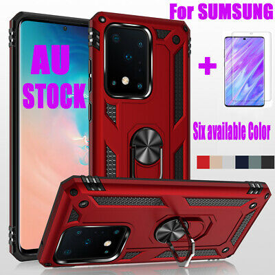 For Samsung Galaxy S10 5G Plus S9 Plus Shockproof Bumper Cover Heavy Rugged Case