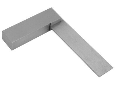 """Cooksongold Precision Steel Engineers Squares 2""""/3""""/4"""" Engineering Design Tool"""