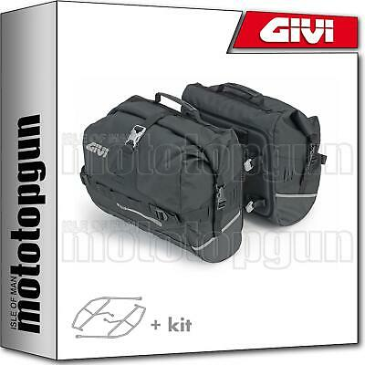 Givi Supports Laterales + Sacoches Ut808 Ducati Monster 1000 2004 04 2005 05