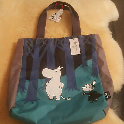 LeSportsac x Moomin Friends Gallery Tote Exclusive !!!