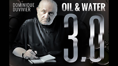 Oil & Water 3.0 by Dominique Duvivier (DVD and Gimmick) - Magic Tricks