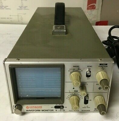 Hitachi Waveform Monitor, V-099