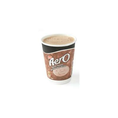 12203232 Nescafe & Go Aero Hot Chocolate Foil-sealed Cup for Drinks Machine x8