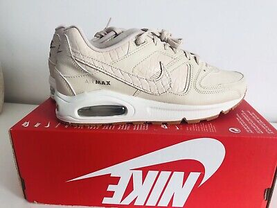 sale usa online great look premium selection NEW WOMENS NIKE Air Max Command Prm Trainers Shoes Leather ...