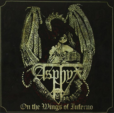 Asphyx-On The Wings Of Inferno (Arg) (Us Import) Cd New