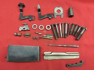 LOT REMINGTON MODEL 12 Gun Parts - Trigger Guard Assembly & More