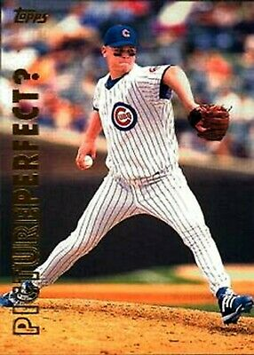1999 Topps Picture Perfect Insert #P2 Kerry Wood Chicago Cubs