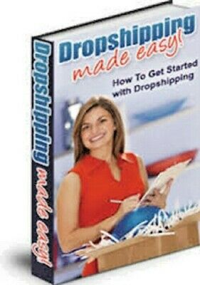 Dropshipping Made Easy A Guide on How to Get Started With Dropshipping EbookPdf