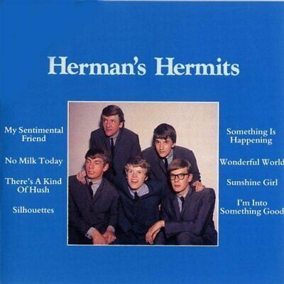 Herman's Hermits Compacts for pleasure (compilation, 26 tracks, 1989, EMI)  [CD]