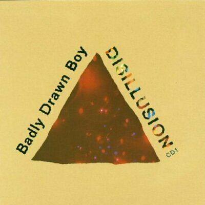 Badly Drawn Boy Disillusion (2000, CD1)  [Maxi-CD]