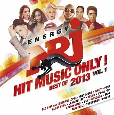 NRJ Hit Music only! Best of 2013/1 Icona Pop, Olly Murs feat. Flo Rida,.. [2 CD]