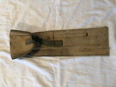 Ww2 Cleaning Rod Case Khaki Early War M1-C6573