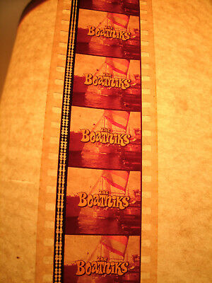 """Collectible Promotional 35Mm Film Trailer For """"The Boatniks"""" Walt Disney"""