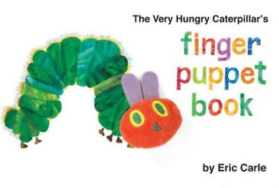 `Carle, Eric`-The Very Hungry Caterpillar`S Finger Puppet  (US IMPORT) BOOK NEW