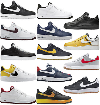 Nike Air Force One 1 Low Sneaker Men's Lifestyle Shoes