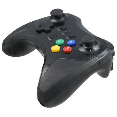 Wireless Bluetooth 4.0 Portable Gamepad Handle Joystick For Wii U Pro & Android