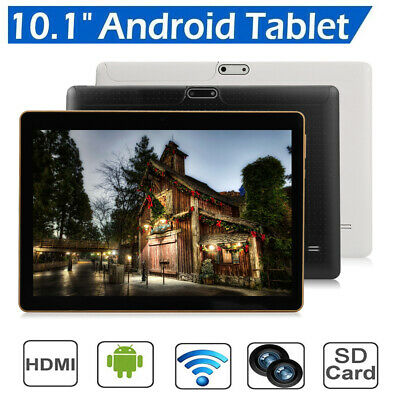 """10.1"""" Tablet PC 4G+64G Octa-Core Dual SIM &Camera Android 6.0 Wifi Phone Phablet"""