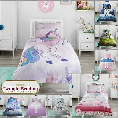 Aristocats Bedding Set Duvet Cover Pillow Cases Disney Cat Single Double Pink