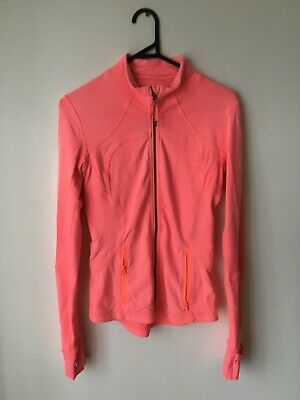 Original Lululemon Define Jacket Size US 4 AU 8