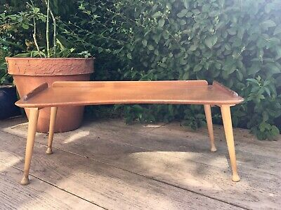 Vintage 1950s Mid Century Paragon Folding Tray Table